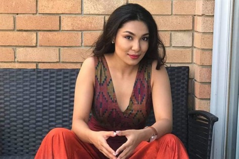 Anushka Shrestha Miss Nepal 2019