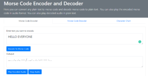 morse_code_encoder_decoder