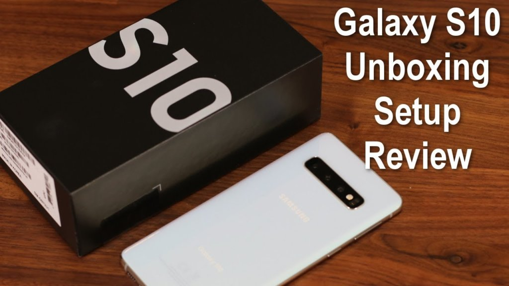 SAMSUNG GALAXY S10 PACK 3