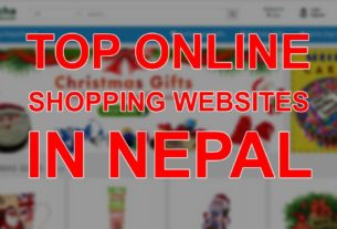 TOP ONLINE SHOPPING WEBSITES IN NEPAL 2019 9