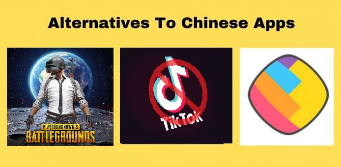 Want to Boycott Chinese App? Here are the alternatives you can use