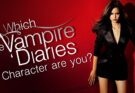 "Which ""The Vampire Diaries Character"" are You? 6"
