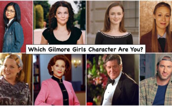 Which Gilmore Girl Character are You? 27
