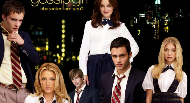 "Which ""Gossip Girl"" Character are You? 1"