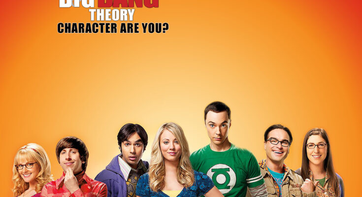 """Which """"The Big Bang Theory"""" Character are You? 1"""