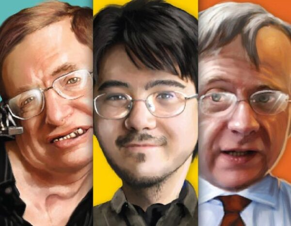 Top 10 Smartest People's In the world